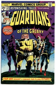 ASTONISHING TALES #29 1975-1st GUARDIANS OF THE GALAXY (reprint) HOT BOOK vf