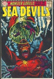 Sea Devils #30 (1966)