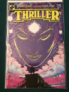 Thriller #1 FIRST ISSUE-COLLECTOR'S ITEM!