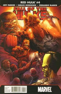 Fall of the Hulks: Red Hulk #4 VF/NM; Marvel | save on shipping - details inside