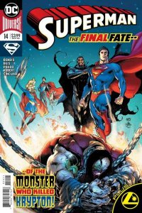 Superman (2018 series) #14, NM (Stock photo)