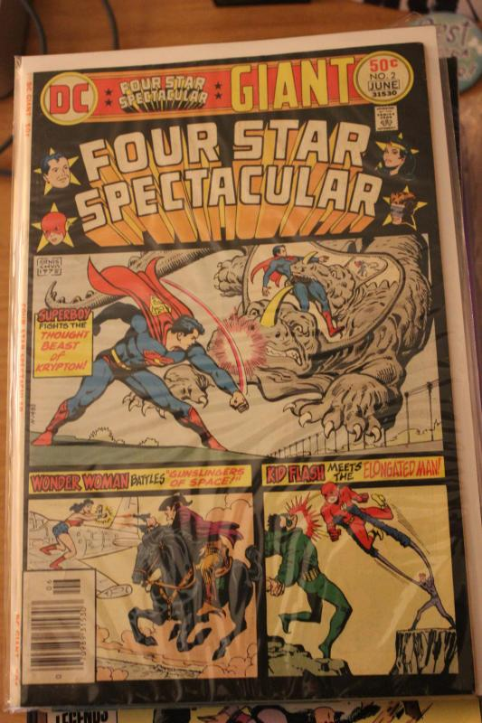 Four Star Spectacular 2 VF/NM