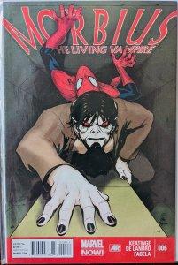 Morbius: The Living Vampire #6 (2013)