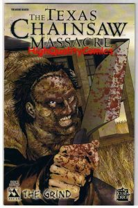 TEXAS CHAINSAW MASSACRE : GRIND #1, NM+, Wrap, Horror, 2006,more HorroR in store