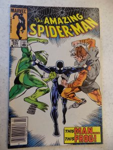 AMAZING SPIDER-MAN # 266 MARVEL ACTION ADVENTURE