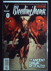 Harbinger: Bleeding Monk #0 (2014)