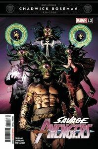 Savage Avengers #12 (Marvel, 2020) NM