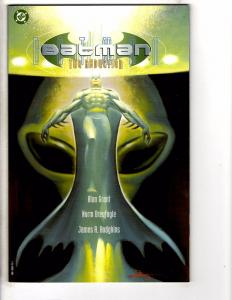 Batman The Abduction DC Comics Graphic Novel Comic Book Aliens Joker Robin MS21
