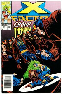 X-Factor #97 (Marvel, 1993) VF