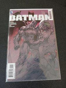 Batman: Europa #1 (2016)
