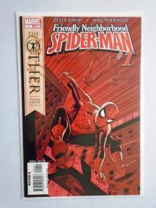 Friendly Neighborhood Spider-Man #1, 8.0/VF (2005)