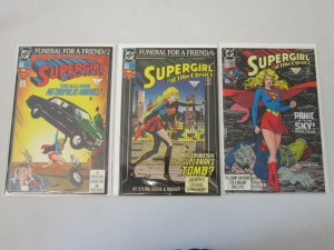 Supergirl Action Covers 6.0 FN (1992-1993)