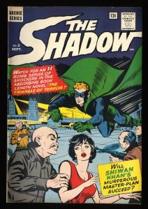 Shadow #2 VF 8.0 (Archie)
