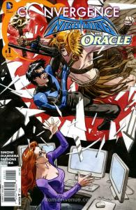 Convergence: Nightwing and Oracle #1 VF/NM; DC | save on shipping - details insi