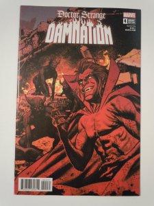Doctor Strange: Damnation #4 (2018) Variant Cover