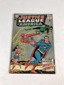 Justice League Of America 25 3.0 Gd/by Good / Very Good Dc Silver Age