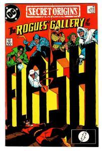 Secret Origins #41 1989  Origin of GORILLA GRODD comic book