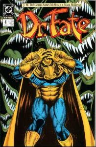 Doctor Fate (1988 series) #4, VF+ (Stock photo)