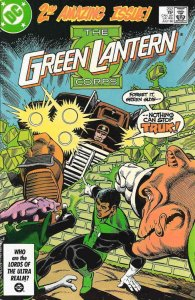 Green Lantern (2nd Series) #202 VF/NM; DC   save on shipping - details inside