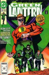 Green Lantern (1990 series) #19, VF+ (Stock photo)