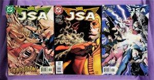 Geoff Johns JSA #63 - 64 & #68 Jerry Ordway Don Kramer (DC, 2004)!