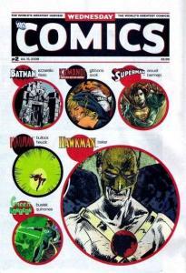 Wednesday Comics #2, NM (Stock photo)