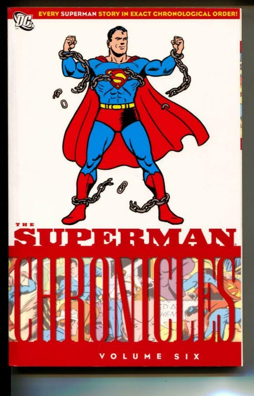 Superman Chronicles Volume 6 TPB trade