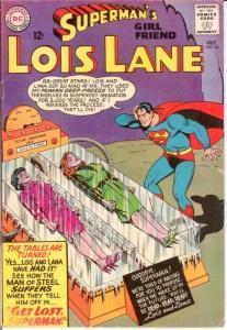LOIS LANE 60 VG+ Oct. 1965 COMICS BOOK