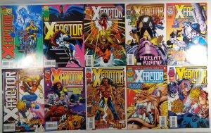 X-Factor #114 115 116 117 118 119 120 121 122 123 NM-/NM Marvel Comics