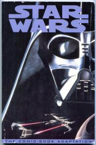 Classic Star Wars: A New Hope Trade Paperback-1st PRINT
