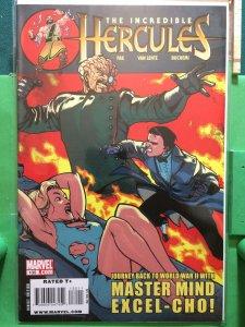 The Incredible Hercules #135