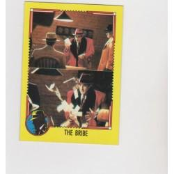 1990 Topps DICK TRACY-THE BRIBE #58