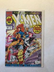 Uncanny X-Men 281 Near Mint Nm Marvel