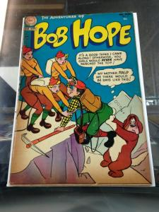 The Adventures of Bob Hope 31 G/VG (Feb. 1955)  Last Pre-Code Issue