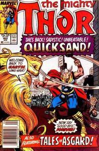 Thor (1966 series) #402, NM- (Stock photo)