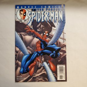 Peter Parker Spider-Man 39 Near Mint Cover by Humberto Ramos
