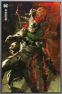 Batman Urban Legends #1 Ngu Variant (DC, 2021) VF/NM [ITC828]