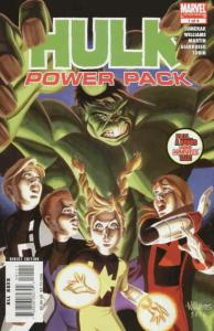 Hulk and Power Pack #1 VF/NM; Marvel | save on shipping - details inside