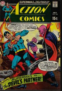 Action Comics #378 (DC, 1969) - F+/VF-