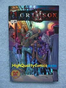 CRIMSON Chromuim Editon, NM+, Vampires, Limited, Ramos, Fangs, Bite