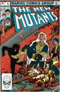 New Mutants #4, 9.0 or Better