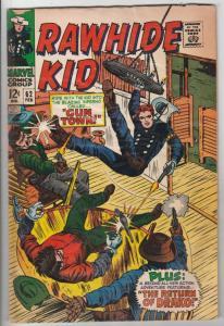 Rawhide Kid #62 (Feb-68) VG/FN Mid-High-Grade Rawhide Kid