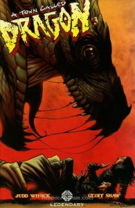 Town Called Dragon, A #3 VF/NM; Legendary | save on shipping - details inside