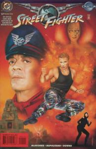 Street Fighter: The Battle for Shadaloo #1 VF/NM; DC | save on shipping - detail