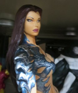 WITCHBLADE II (2) STATUE by Moore Creations #1328/4000 NO BOX!