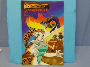 The Collected Gold Digger Volume 6 by Fred Perry Antarctic TPB Comic Book MINT