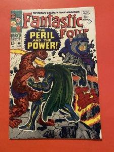 Fantastic Four #60 (1967) Dr doom