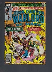 John Carter Warlord of Mars #25 (1979)
