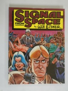 Signal from Space HC #1 6.0 FN (1983 Kitchen Sink)