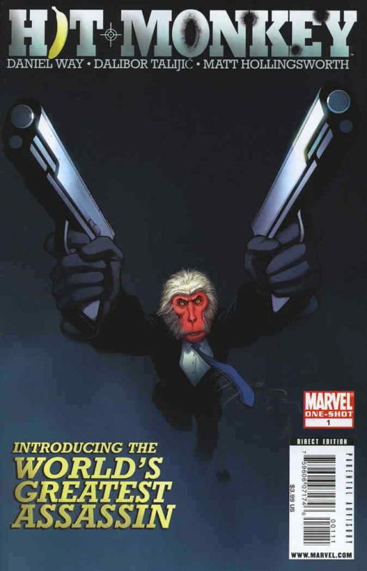 Hit Monkey #1 FN; Marvel | save on shipping - details inside